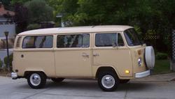 Volkswagenvan